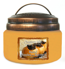 Chestnut Hill Baked Apples and Berries 2 wick Candle 284 Gr