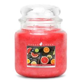 Grapefruit Mandarin Goose Creek Candle Medium  90 Branduren
