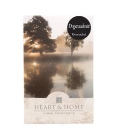 Dageraadmist Heart & Home Geurzakje