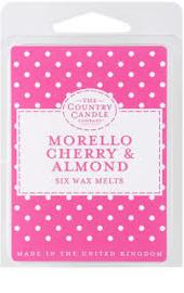 Morello Cherry & Almond  Wax Melt Polkadot