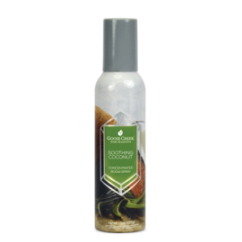 Soothing Coconut  Goose Creek Candle Room Spray