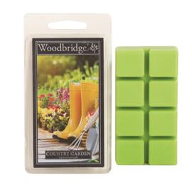 Country Garden  Scented Wax Melts  Woodbridge 68 gr