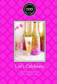Lets Celebrate  Bridgewater  geurzakje