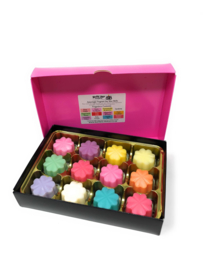 "Busy Bee Wax Melts Selectie Kadosbox ""Pamping"""