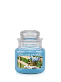 Country Love  Country Candle Mini Jar  30 Branduren