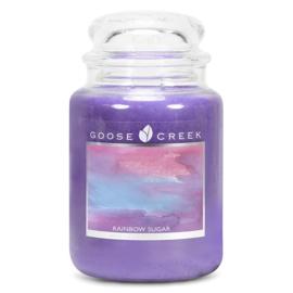 Rainbow Sugar  Goose Creek Candle  150 Branduren