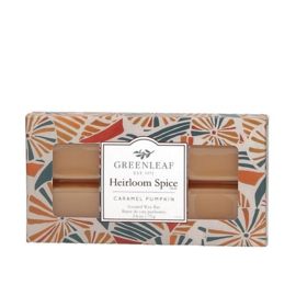 Greenleaf Heirloom Spice Wax Melt - Waxbar