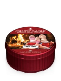 Fireside Country Candle  Daylight