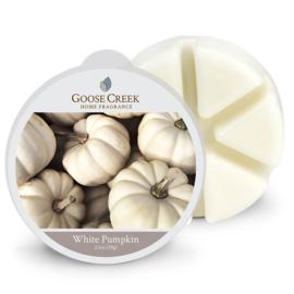 White Pumpkin Goose Creek Candle Wax Melt