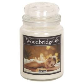 Spa Day Woodbridge Apothecary Scented Jar  130 geururen