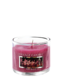 Village Candle  Palm Beach Mini Glass Votive