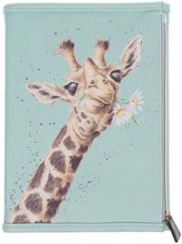 Wrendale Designs  Wallet Notebook Zoology