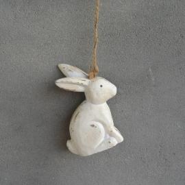 Houten konijntje