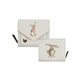 Wrendale Designs Hare-Brained Portemonnee