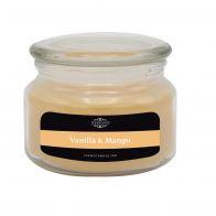 Vanilla & Mango Scentchips Geurkaars 240 gram  40-50 geururen .
