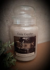 Enchanted Dreams Cosy Candles  130-150 geururen