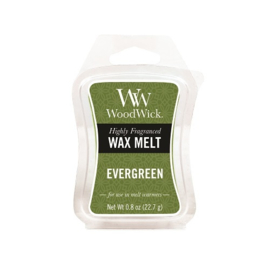 Evergreen WoodWick Waxmelt