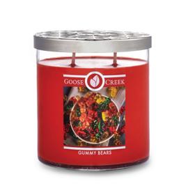 Gummy Bears Goose Creek 2 Wick Candle 453 gram
