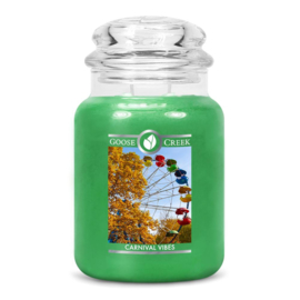 Carnival Vibes Goose Creek Candle  Large Jar  150 Geururen