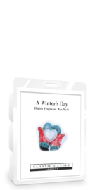 A Winter's Day   Classic Candle Wax Melt