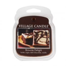 Brownie Delight Village Candle Wax Melt
