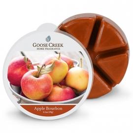 Apple Bourbon Goose Creek  1 Waxmelt blokje