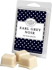 Earl Grey Polka Dots Wax Melt The Country Candle Company