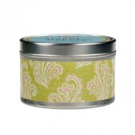 Greenleaf Garden Breeze Candle Tin