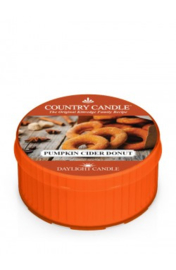 Pumpkin Cider Donut Country Candle  Daylight