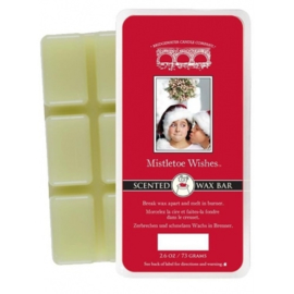Mistletoe Wishes Bridgewater Candle Company Wax melt