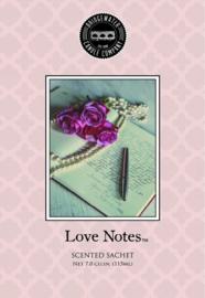 Love notes Deurzakje Bridgewater Candle Company