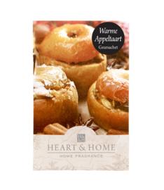 Warme Appeltaart Heart & Home Geurzakje