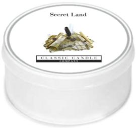 Secret Land Classic Candle MiniLight