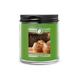 Apple Cheese Cupcake  Goose Creek Candle® 45 Branduren 198 gram