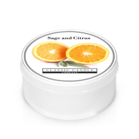 Sage and Citrus   Classic Candle MiniLight