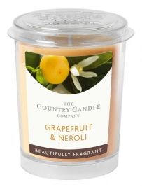 Grapefruit & Neroli Country Candle votive geurkaars 20 branduren