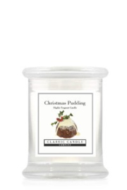 Christmas Pudding  Classic Candle  Midi Jar