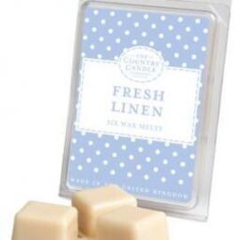 Fresh Linen Polka Dots Wax Melt