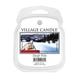 Sleigh Ride  Village Candle Wax Melt