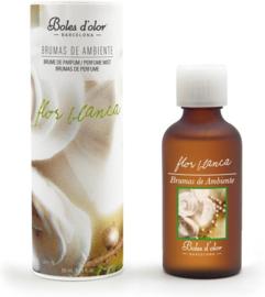 Flor Blanca Witte bloemen  Boles d'olor Geurolie  50 ml