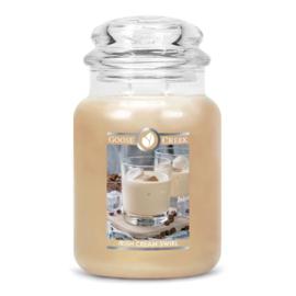 Irish Cream Swirl Goose Creek Candle®  Geurkaars Large 150 Branduren