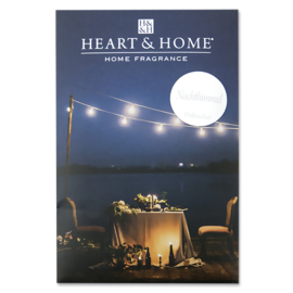Nachthimmel Heart & Home   Geurzakje