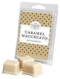 Caramel Macchiato Polka Dots Wax Melt