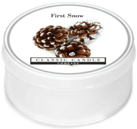 First Snow Classic Candle MiniLight