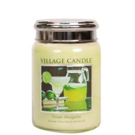 Frozen Margarita Village Candle  Large Jar 170 Branduren