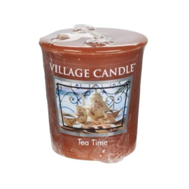 Tea Time Premium (61g) Votive Candle