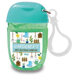 Handgel (anti-bacterieel) - Gardener's 40 ml
