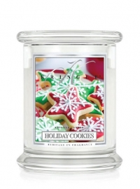 Holiday Cookies  Kringle Candle 14,5oz Medium Jar  (2 Lonten)