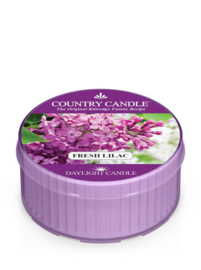 Fresh Lilac Country Candle Daylight