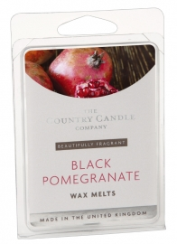Black Pomegranate  The Country Candle Company Waxmelt